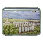 Cementerio en Francia Fundas MacBook