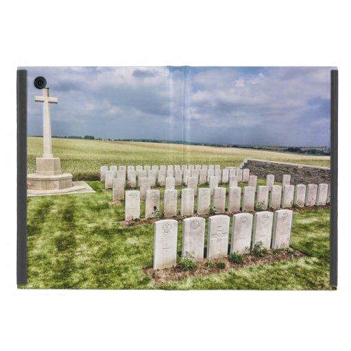 Cementerio en Francia iPad Mini Carcasas