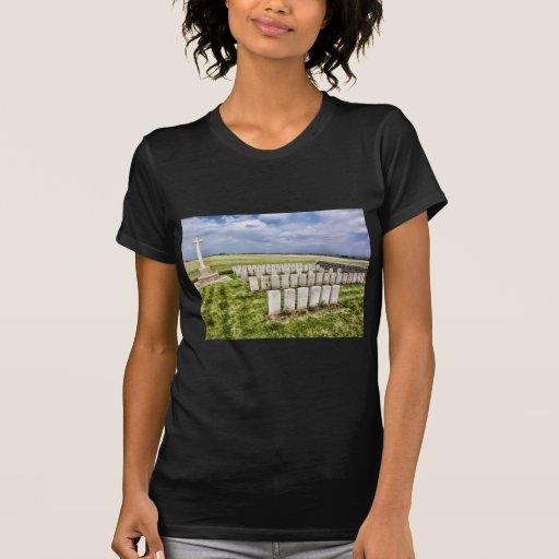 Cementerio en Francia Tee Shirts
