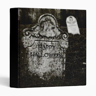"Cementerio espeluznante 1"" del feliz Halloween álb Carpeta 1"""
