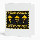 Cementerio extremo de la genealogía