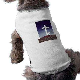 Cementerio francés de la resistencia ropa de mascota