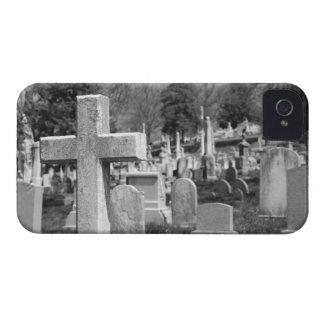 cementerio funda para iPhone 4