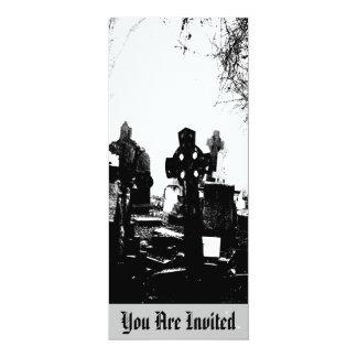 Cementerio gótico espeluznante anuncios
