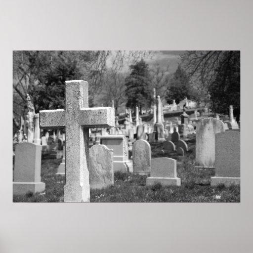 cementerio impresiones
