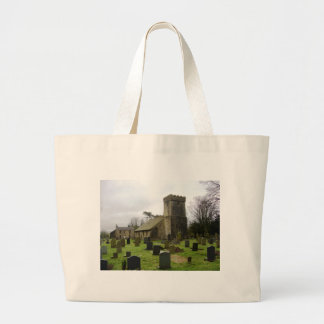 Cementerio inglés bolsa tela grande