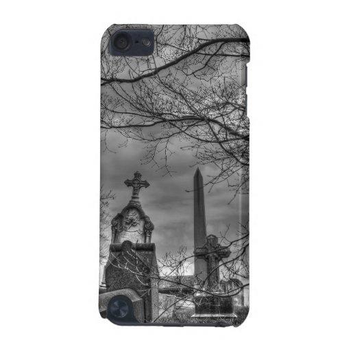 cementerio misterioso funda para iPod touch 5G