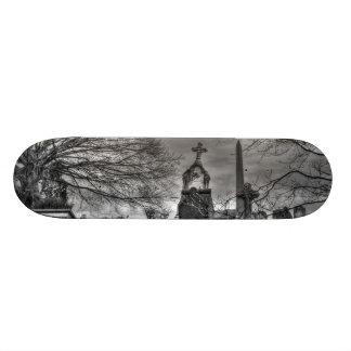 cementerio misterioso patinetas personalizadas