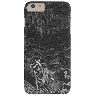 Cementerio muerto funda de iPhone 6 plus barely there