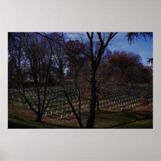 Cementerio nacional de Arlington Impresiones