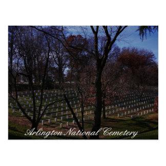 Cementerio nacional de Arlington Postal