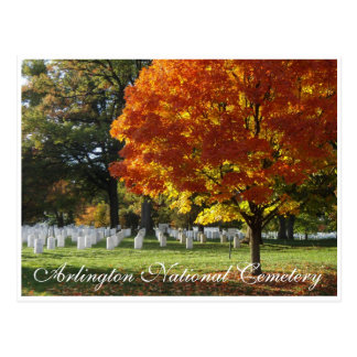 Cementerio nacional de Arlington Postales