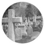 cementerio plato