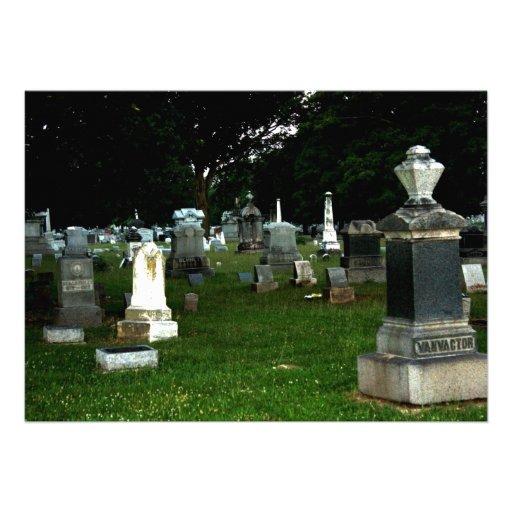 Cementerio viejo comunicados