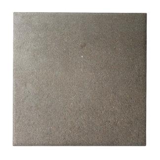 cemento (gris u hormigón coloreado gris) azulejo cuadrado pequeño