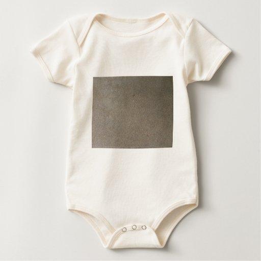 cemento (gris u hormigón coloreado gris) trajes de bebé