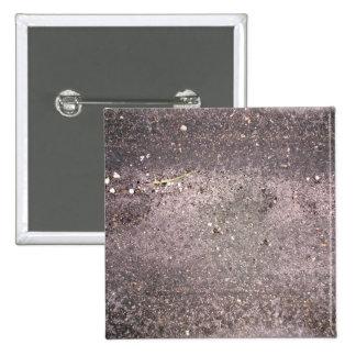 Cemento mojado con la arena y los guijarros mojado pin