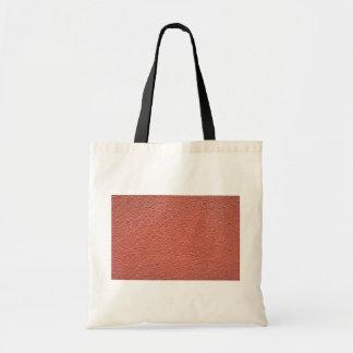 Cemento rojo ilustrativo bolsas
