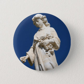 Cemetary Angel Button