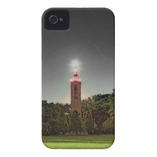 Cemetary Tower iPhone 4 Cover