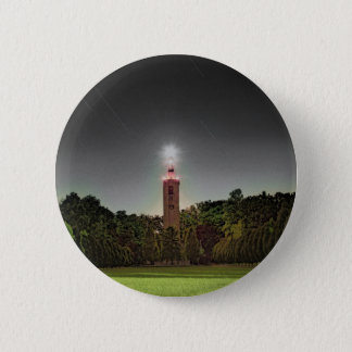 Cemetary Tower Pinback Button