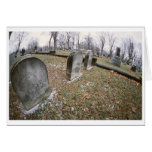 Cemetery #1 cards