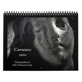 Cemetery 2010 Calendar