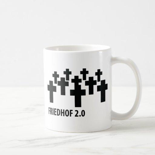 cemetery 2.0 icon mug