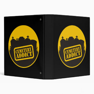 Cemetery Addict Binder