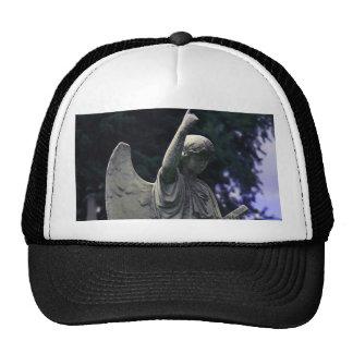 Cemetery Angel Mesh Hat