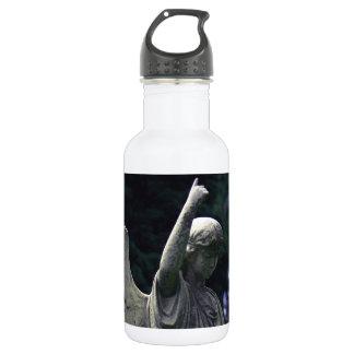 Cemetery Angel Stainless Steel Water Bottle