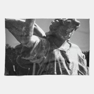 Cemetery Angel Towels