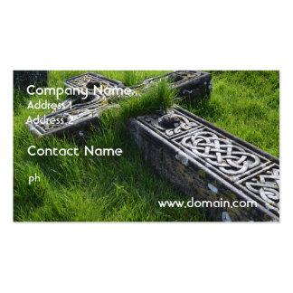 Cemetery at Rock of Cashel Business Card