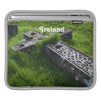 Cemetery at Rock of Cashel iPad Sleeves