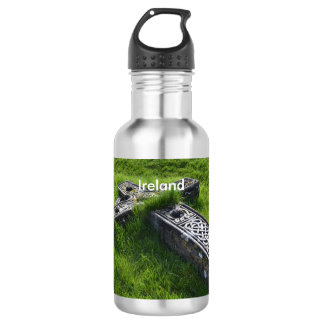 Cemetery at Rock of Cashel Stainless Steel Water Bottle