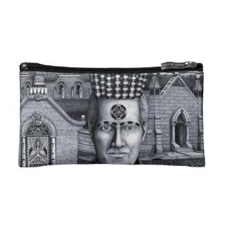 Cemetery Bag Makeup Bags