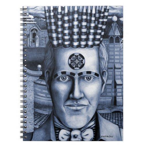 Cemetery - Blue Notebooks