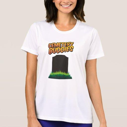 Cemetery Buddies T-shirts