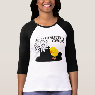 Cemetery Chick T-Shirt