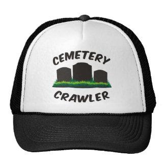 Cemetery Crawler Trucker Hat