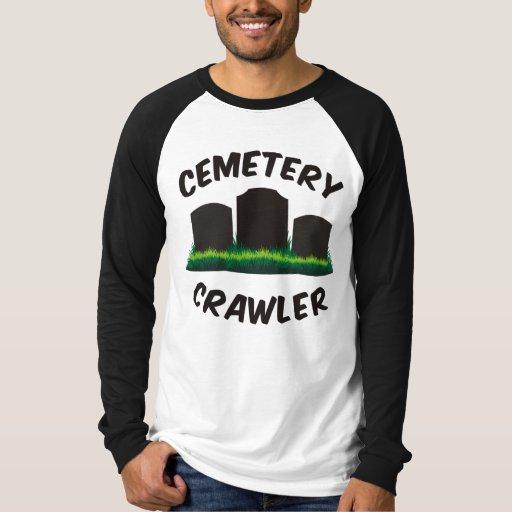 Cemetery Crawler T-Shirt