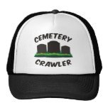 Cemetery Crawler Trucker Hats
