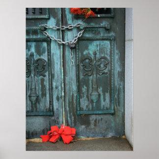 Cemetery Doors- Not Forgotten Poster