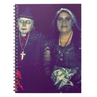 Cemetery Dwellers Note Book