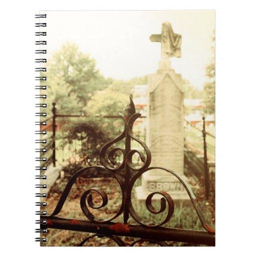 Cemetery Gate Notebook
