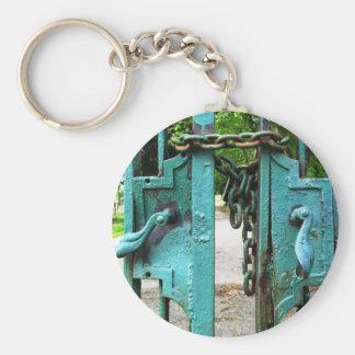 Cemetery Gates Keychain