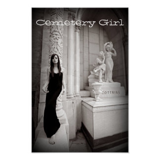 Cemetery Girl Poster