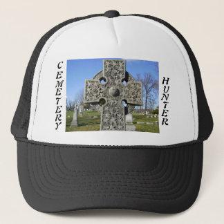 cemetery hunter cross hat