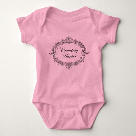 Cemetery Hunter Infant Clothing Baby Bodysuit