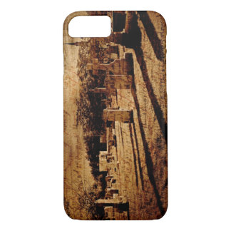 Cemetery iPhone 7 Case